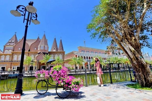 Vinpearl Land Nam Hoi An, une oasis a l'occidentale dans le Centre hinh anh 5