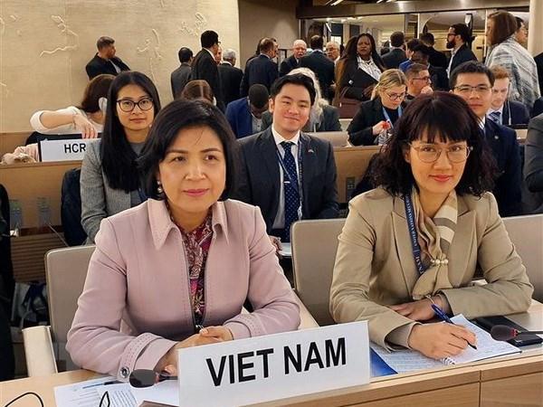 Vietnam : l'ASEAN œuvre pour defendre les droits des enfants hinh anh 1