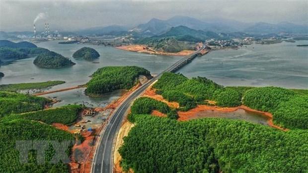 Ha Long: 108 millions de dollars pour le developpement des infrastructures hinh anh 1