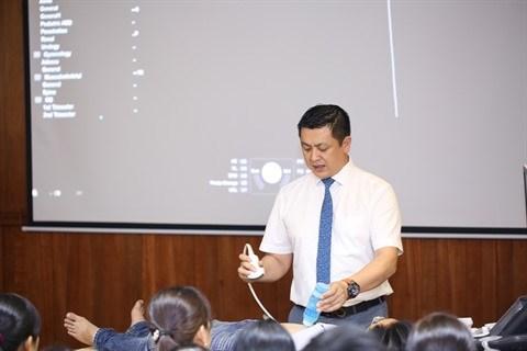 Nguyen Quang Thai Duong, un medecin passionne d'imagerie hinh anh 1