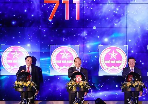 Le chef du gouvernement veut reduire plus les procedures fiscales hinh anh 2
