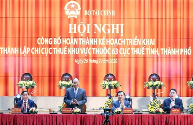 Le chef du gouvernement veut reduire plus les procedures fiscales hinh anh 1