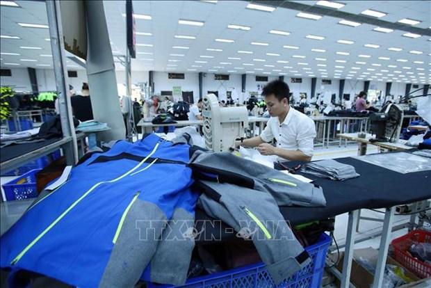 Le secteur de textile et d'habillement fait face aux effets du COVID-19 hinh anh 1