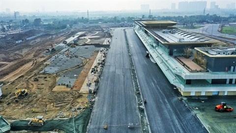 Hotellerie : Hanoi prete a accueillir la F1 hinh anh 1