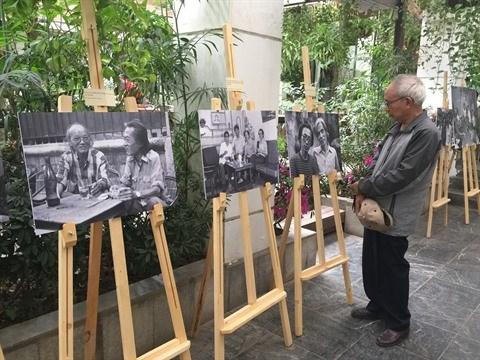 Photographie : Les hommes du temps passe, portrait de celebres artistes vietnamiens hinh anh 1