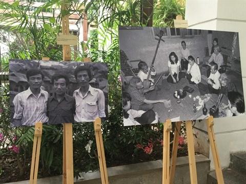 Photographie : Les hommes du temps passe, portrait de celebres artistes vietnamiens hinh anh 2
