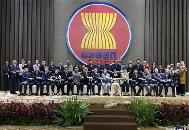 ASEAN : symposium de haut rang sur la gestion des catastrophes hinh anh 1
