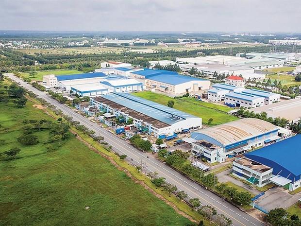 Essor fulgurant de l'immobilier industriel au Vietnam hinh anh 1