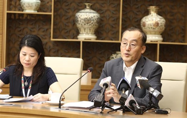 L'OMS et le CDC louent le Vietnam pour sa lutte anti-coronavirus hinh anh 1