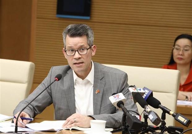 L'OMS et le CDC louent le Vietnam pour sa lutte anti-coronavirus hinh anh 2