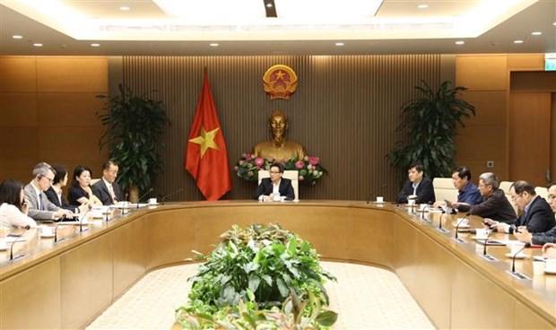 L'OMS et le CDC louent le Vietnam pour sa lutte anti-coronavirus hinh anh 3