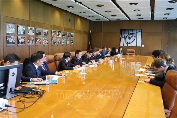 Audit : Vietnam et Allemagne promeuvent leur cooperation hinh anh 1