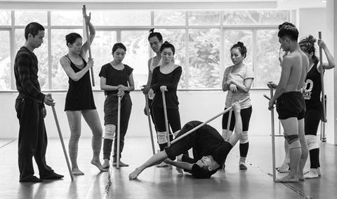 """Le danseur Bui Ngoc Quan : """"L'art doit etre fait avec le cœur"""" hinh anh 2"""