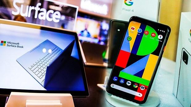 COVID-19: Google et Microsoft accelerent le transfert de leur production au Vietnam hinh anh 1