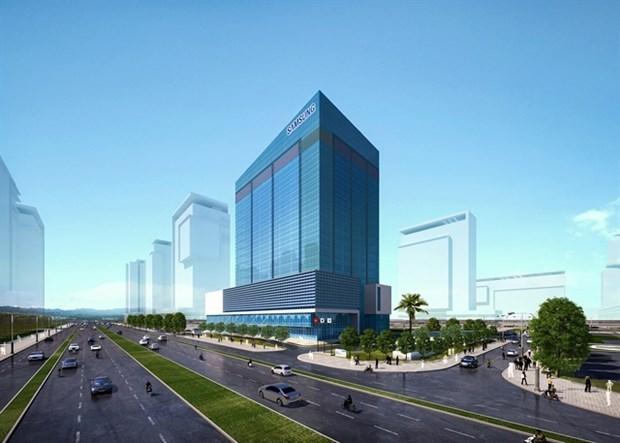 Samsung construit un centre de R&D au Vietnam hinh anh 1