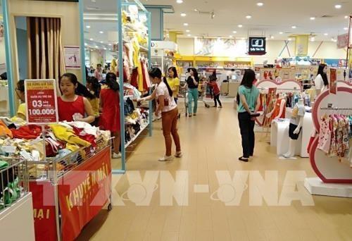 Les ventes au detail en baisse en fevrier a Ho Chi Minh-Ville hinh anh 1