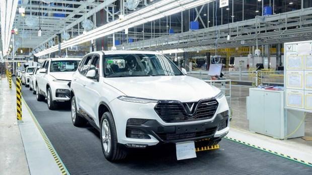 Le constructeur automobile VinFast s'apprete a faire son entree en Australie hinh anh 1