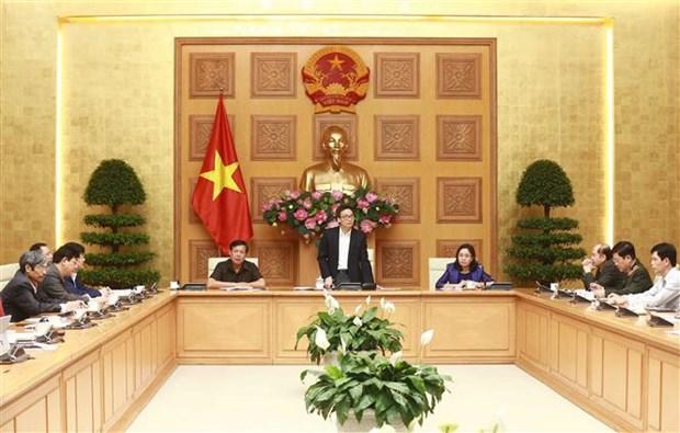 Le Vietnam devrait faire face a toute apparition du coronavirus hinh anh 1