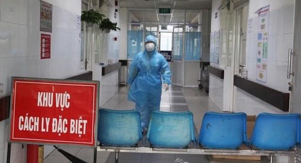 Fin de quarantaine pour 30 rapatries de Wuhan au Vietnam hinh anh 1