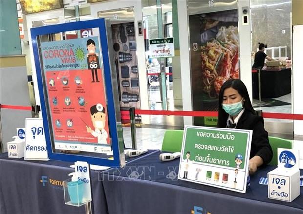 COVID-19: l'ambassade du Vietnam en Thailande propose aux citoyens de prendre des mesures preventive hinh anh 1