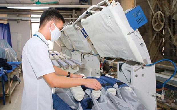 Fevrier: le PMI du Vietnam recule a 49 points hinh anh 1