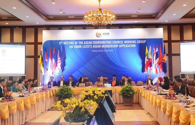 Le Vietnam et l'ASEAN soutiennent le Timor-Leste dans sa demande d'adhesion hinh anh 1