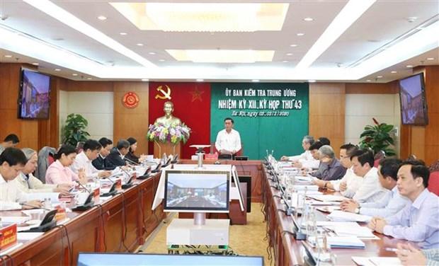 La Commission de controle propose de sanctionner plusieurs officiels hinh anh 2