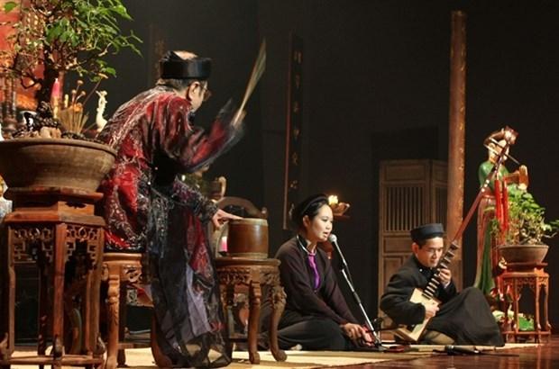 Hanoi prevoit de reconnaitre des artisans de la culture hinh anh 1