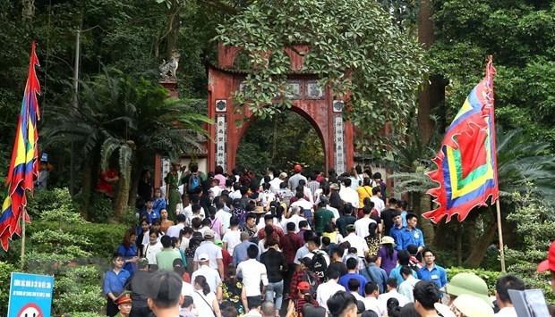 Le festival du Temple des Rois Hung annule a cause du COVID-19 hinh anh 1