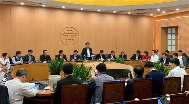 COVID-19 : le Vietnam deplore un nouveau cas de contamination hinh anh 1