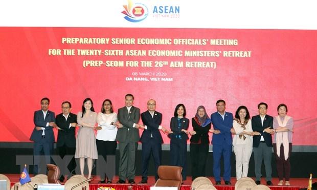 ASEAN: le Vietnam propose 13 priorites pour la 26e AEM hinh anh 1