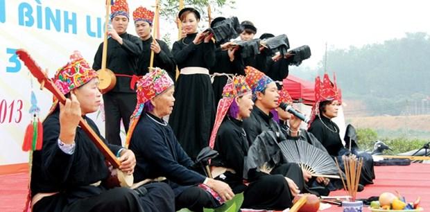 Chez les Tay de Binh Lieu, le dan tinh donne le ton hinh anh 2