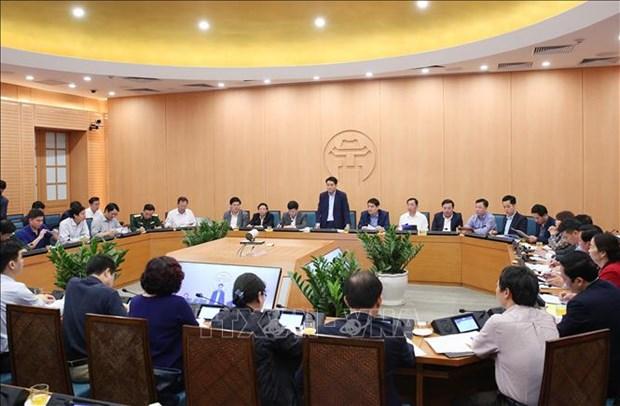COVID-19 : le Vietnam suspend ses voyages officiels a l'etranger hinh anh 2