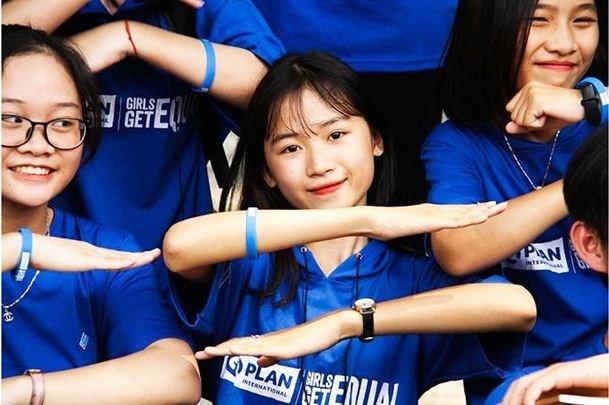 Plan International: le Vietnam fait des progres dans la protection des filles hinh anh 1
