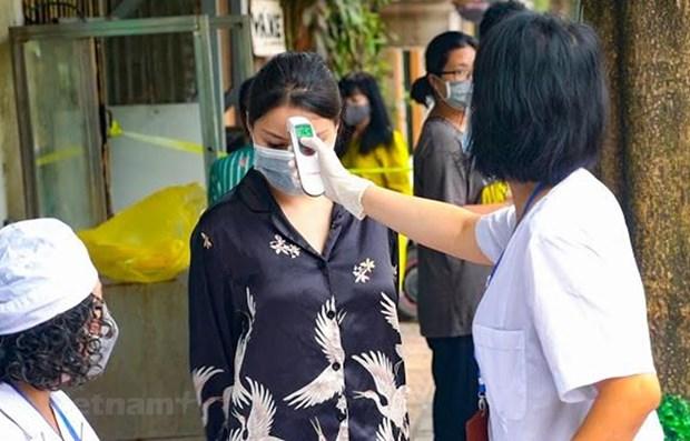 COVID-19: le Vietnam detecte un nouveau cas hinh anh 1