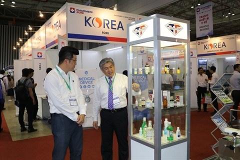 L'exposition Pharmed & Healthcare Vietnam prevue en septembre hinh anh 1