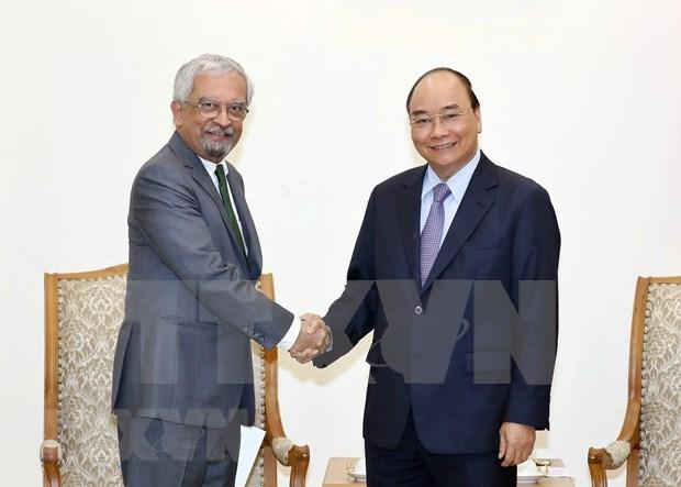 Le PM Nguyen Xuan Phuc salue la contribution des agences des Nations Unies au developpement du Vietnam hinh anh 1