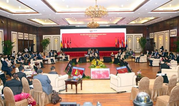 L'ASEAN s'efforce de promouvoir les negociations du RCEP hinh anh 1