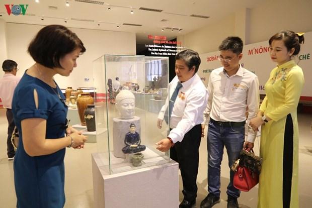 Le Musee de Dak Lak accueille des collections genereuses hinh anh 1