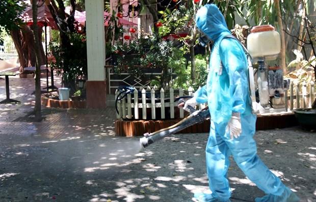COVID-19 : cinq cas de contamination supplementaires au Vietnam hinh anh 1