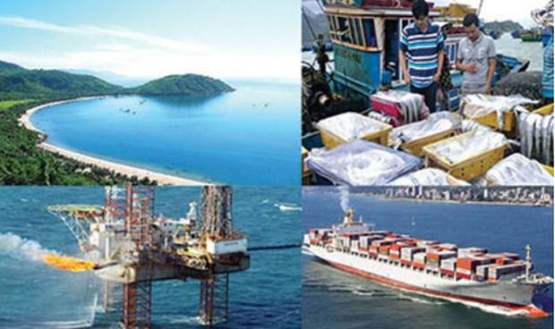 Plan d'action pour le developpement durable de l'economie maritime hinh anh 1