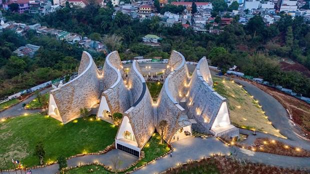 Le Musee mondial du cafe est une destination attrayante du Vietnam hinh anh 1