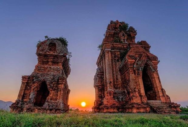 Les vestiges de la civilisation Cham a Binh Dinh hinh anh 1