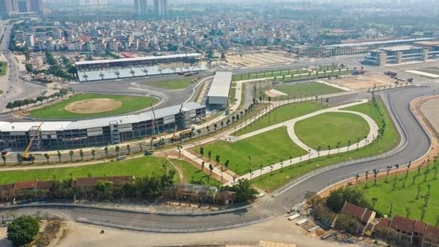 Le Grand Prix de Formule 1 VinFast Vietnam 2020 reporte hinh anh 1