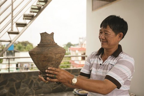 Dinh Cong Tuong, maitre antiquaire hinh anh 1