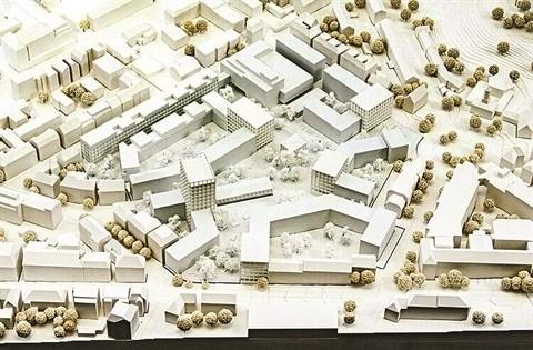 Un architecte vietnamien aux commandes d'un quartier en Allemagne hinh anh 2