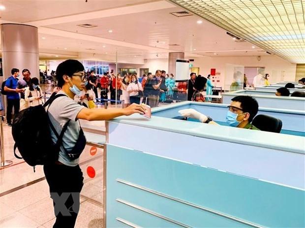 Le Vietnam suspend l'octroi de visas aux etrangers pour 30 jours hinh anh 1