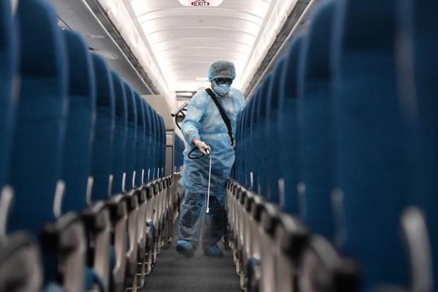 Vietnam Airlines suspend ses liaisons entre le Vietnam et la Russie, Taiwan (Chine) hinh anh 1