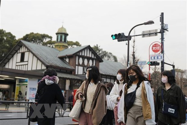 Les etudiants vietnamiens au Japon epargnes par le coronavirus hinh anh 1