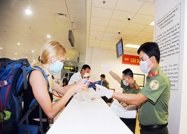 Le Vietnam suspend temporairement l'entree des etrangers hinh anh 1